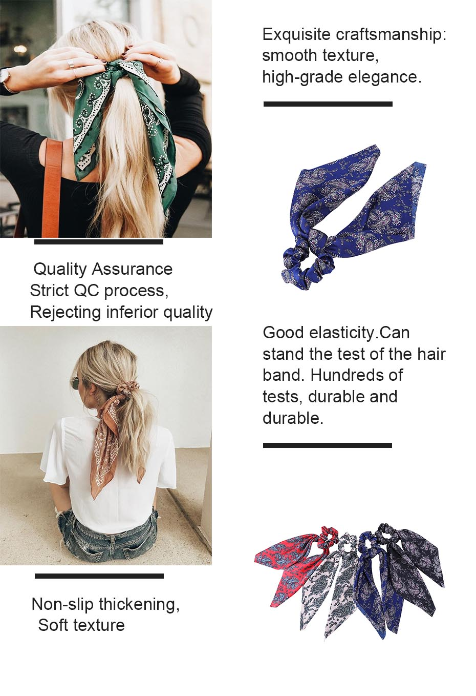 Girls Hair Ties Accessories