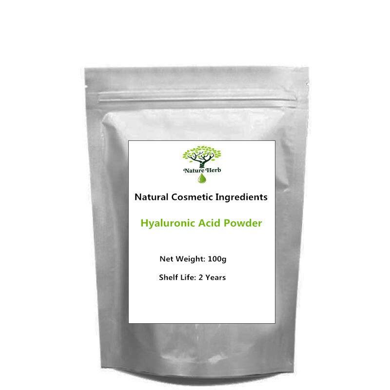 Hyaluronic Acid Powder Cosmetic Grade 100g 250g 500g 1000g For Skin Care
