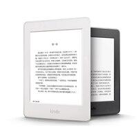 Новый Kindle Paperwhite 3nd поколения Белый 4 Гб электронная книга e ink экран wifi 6 беспроводной ридер со встроенной подсветкой чтения электронных книг