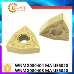 20 sztuk WNMG080404 MA UE6020 WNMG080408 MA UE6020 narzędzia toczenie zewnętrzne narzędzia z węglików spiekanych narzędzia tnące narzędzia CNC tokarka wiertła