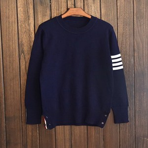 Image 4 - Free shipping New Fashion 2019 Autumn Winter Man Wool Pullovers Men warm Fashion Casual Sweaters Pullovers