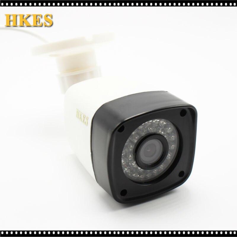 HKES 1280*720P 1.0MP Bullet IP Outdoor Camera IR Security ONVIF 2.0 Waterproof Night Vision P2P IP Cam IR Cut Filter Megapixel