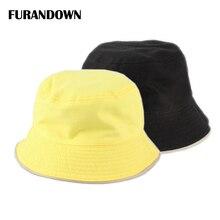 Summer Sun Hats For Women Men Reversible Two sided Bucket Hat 100% Cotton Bob Fisherman