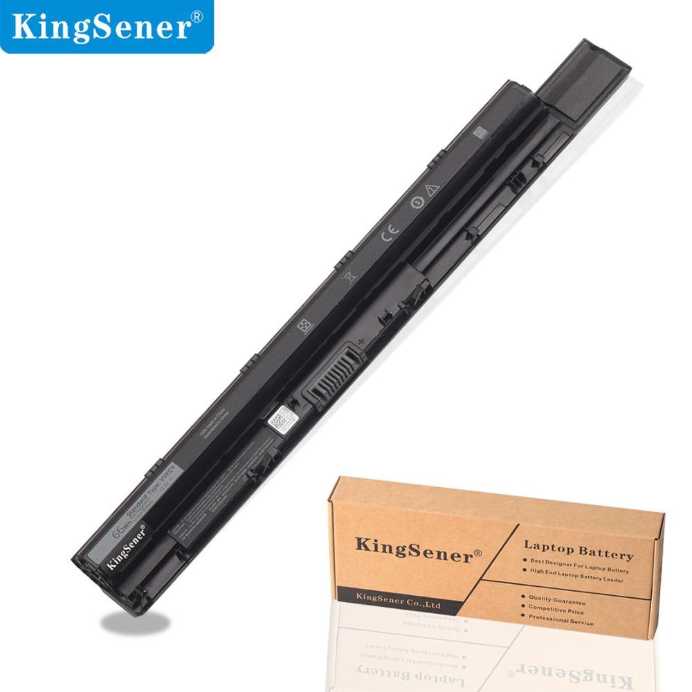 KingSener Nouveau VVKCY Batterie D'ordinateur Portable Pour DELL 5455 5551 5555 5558 5559 5758 3570 Pour DELL Vostro V3558 V3559 V3568 11.1 v 66WH