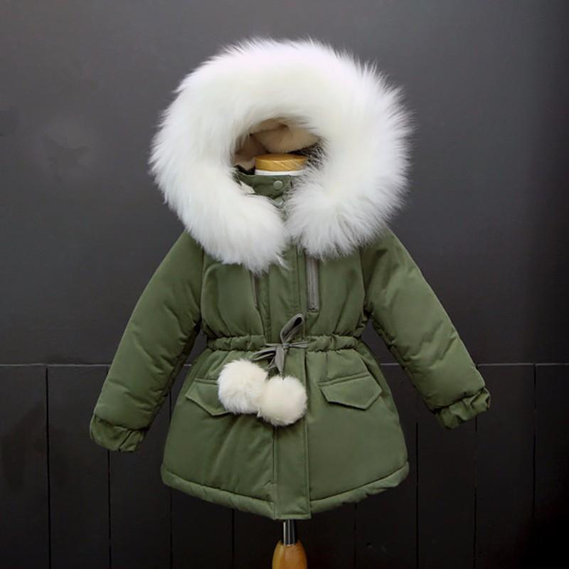 Korean-Brand-Girls-Coats-And-Jackets-Big-Collar-Kids-Faux-Fur-Coat-For-Baby-Girl-Christmas