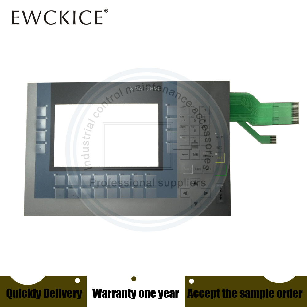 все цены на NEW KP700 6AV2124-1GC01-0AX0 6AV2 124-1GC01-0AX0 HMI PLC Membrane Switch keypad keyboard онлайн