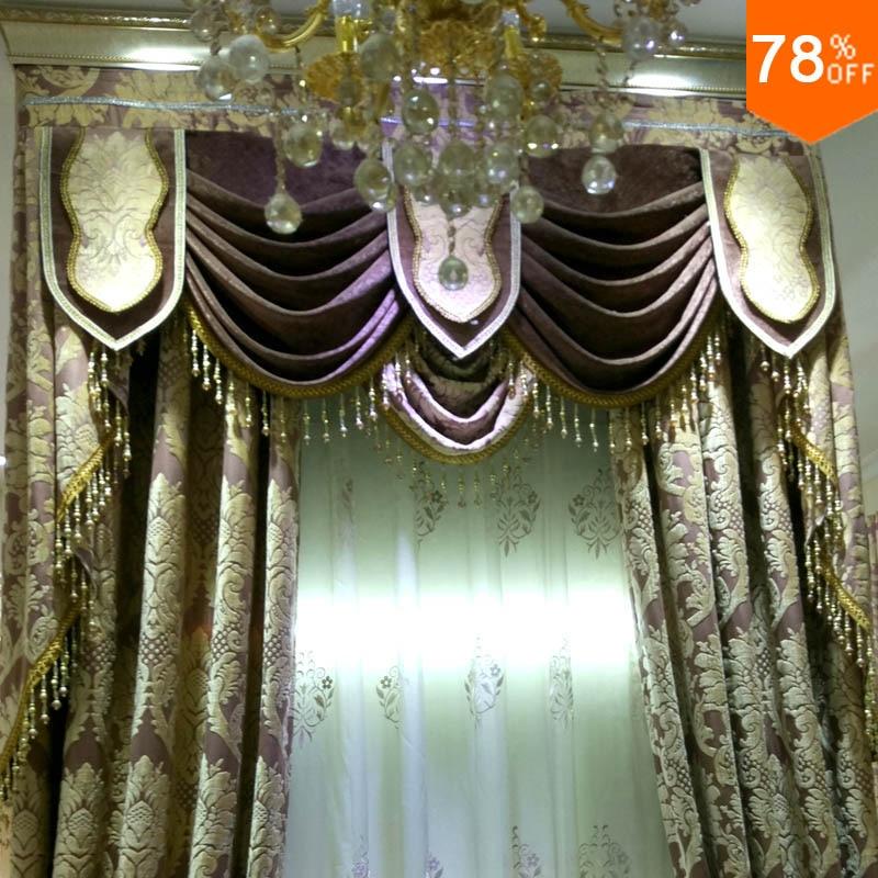 대부분의 최고 바하무트 전설 중공 벨벳 커튼 부드러운 Bahamoh 드래곤 거실 침실 커튼 식사 룸 호텔 커튼