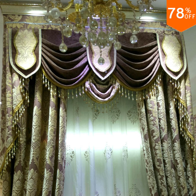 Most top-one Bahamut legend Hollow Velvet curtains gentle Bahamoh dragon living rooms bedroom Curtain Dinning Room Hotel Curtain