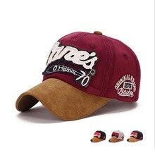 Brands Men Women Baseball Cap Snapback bone Sports Hats Caps Hip Hop 100% cotton Suede Washing effect Free Shipping