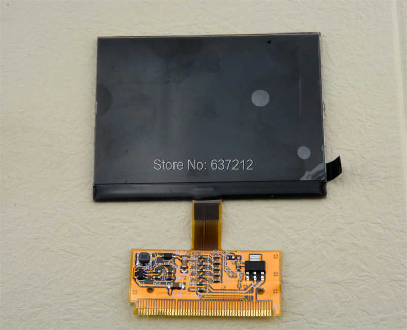 New LCD Cluster Display for VW AUDI A3 A4 A6 C5 VDO
