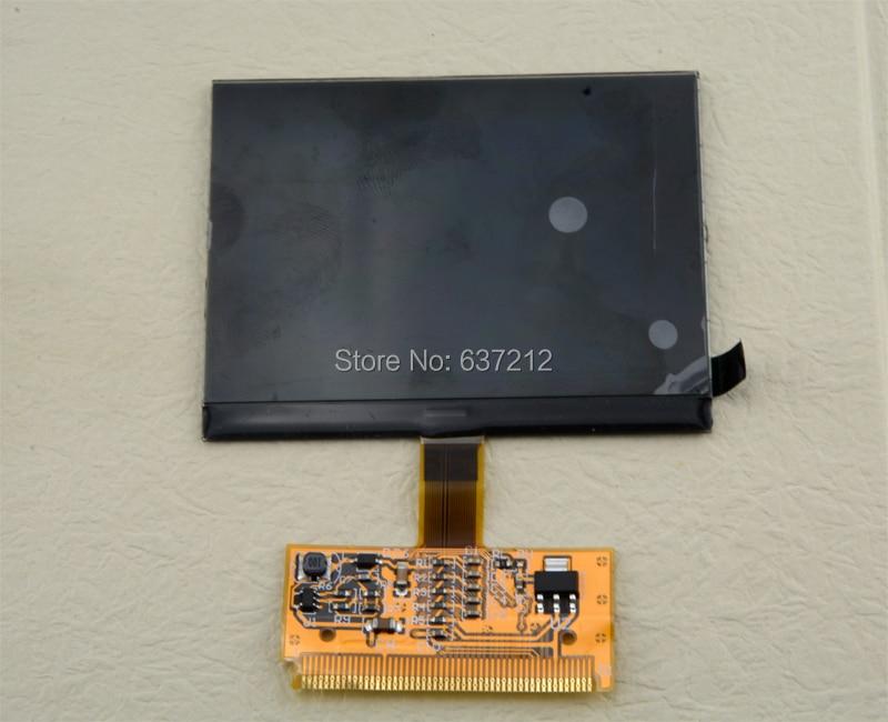 Prix pour VDO LCD Affichage Instrument Cluster Pixel Remplacement Pour Audi A3 A4 A6 S3 S4 S6 VW VDO En Stock
