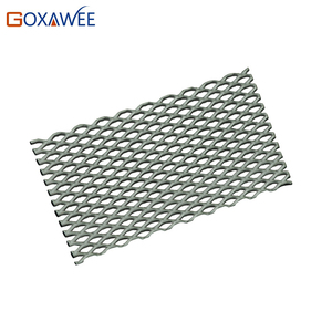 GOXAWEE Titanium Mesh for Plating Machine Jewelry Plating tools made in HONGKONG electroplating tools 100x50mm(China)