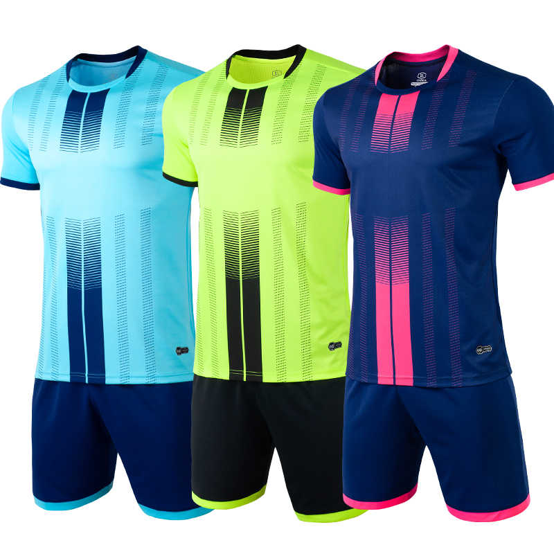 大人子供サッカーユニフォーム少年少女サッカー服セット半袖子供サッカーユニフォームサッカーウェアトラックスーツジャージ