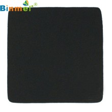 Binmer Mecall Tech New 22*18 cm Universal Mouse Pad Mat para Computador Portátil Tablet PC Blackfree Envio(China)