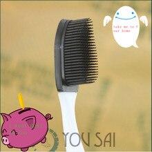 Нанометровых щетку, импортируемых пух зубную мягкую головой японии № bamboo более