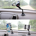 JW Car Window Windshield Mount Bracket Holder New Mobile Phone Holders Stands Support For iPhone 5 5S 5C 6 Plus for sony holder