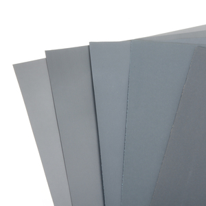 Image 5 - 5 Pcs עמיד למים חול ניירות רטוב ויבש חול נייר מעורב מגוון חצץ 2000 2500 3000 5000 7000 עבור רכב צבע לכה מילוי