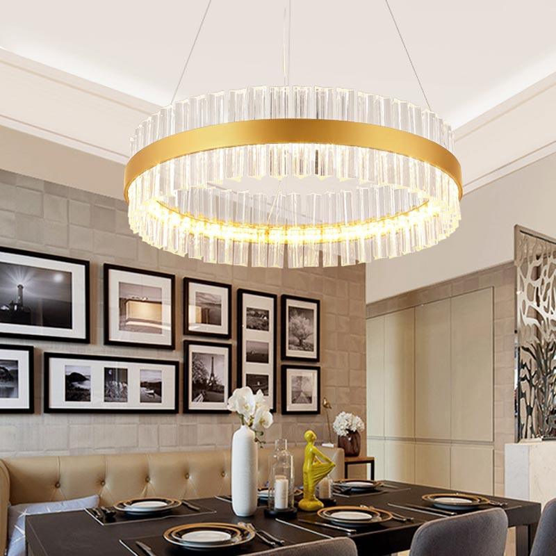 Modern Kitchen Living Room Design: Modern Design Led Pendant Light Fixtures Dinning Room