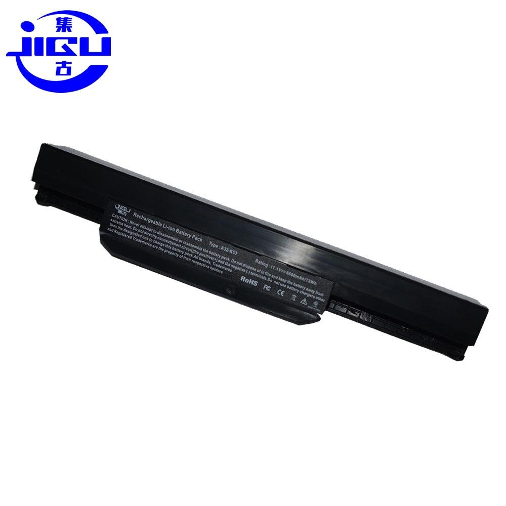 jigu laptop battery c41n1337 for asus portable aio pt2001 15v JIGU 9 Cells Laptop Battery For Asus K53S K53 K53E K43E K53 K53T K43S X43E X43S X43E K43T K43U A53E A53S K53S Battery