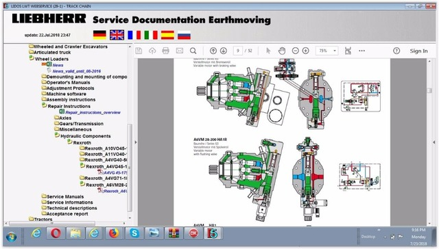 liebherr lidos online epc 04 2018 service manuals online on rh aliexpress com service manuals online free service manual online for 2005 mercury sable