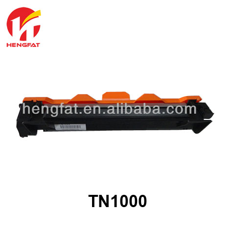 4pcs BLACK Toner Cartridge Compatible For Brother TN1000 TN1030 TN1050 TN1060 TN1070 TN1075 HL1110 1110R 1112 1112R compatible for toshiba chips e studio 2555c 3555c 4555c 5055c toner cartridge chip