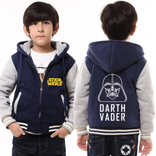 Star Wars Hooded Jacket for Children