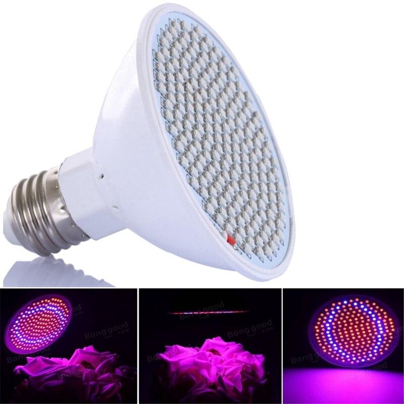 20 W LED Élèvent des Lumières Lampe Ampoule E27 LED Ampoule AC110V/220 V Usine Lampe Pour Jardin À Effet de Serre la culture hydroponique Plante Semis En Croissance
