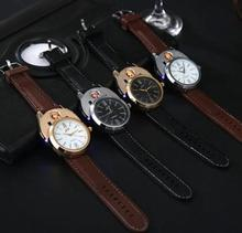 Wholesale Fashion Watch style USB Rechargeable Lighters Electronic Cigarette Lighter