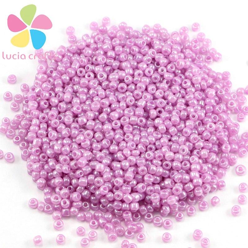 1 Perla Cristal Rojo-Naranja 28x18mm perlas nuevo beads 4028 k4