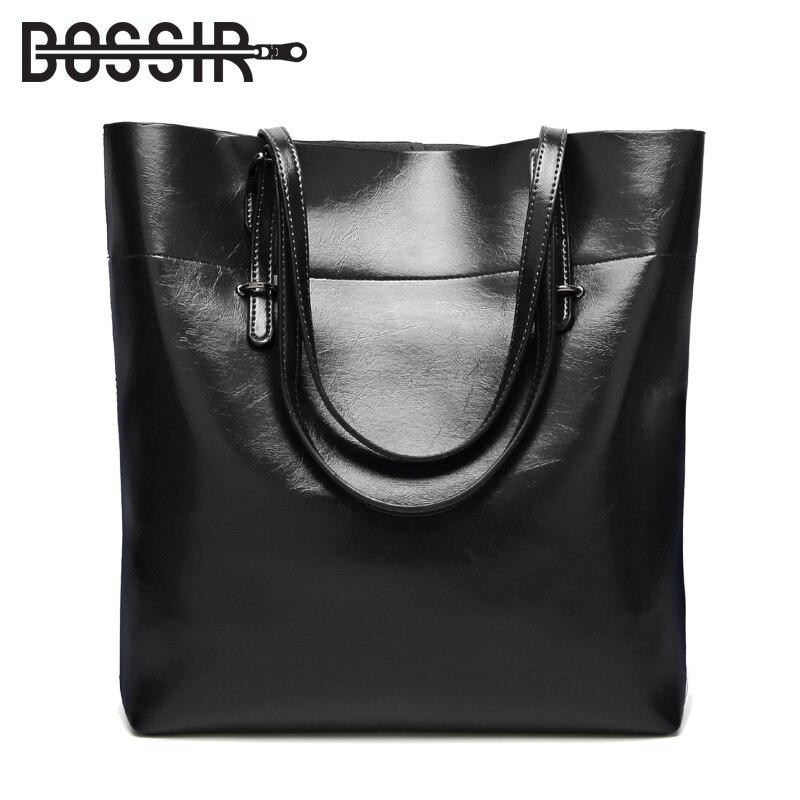 Tote Women Bag Top-Handle Bags Female PU Leather Large Capacity Fashion Handbag Shoulder Bags