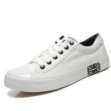 дешево!  Мужская Холст Обувь Печать Мокасины Мужчины Вулканизировать Обувь Повседневная Туфли Модные Класси