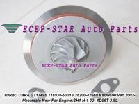 Turbo CHRA Cartridge GT1749S 716938 5001S 716938 0001 28200 42560 716938 For HYUNDAI Starex Van H 1 H1 02 D4BH 4D56T 2.5L 140HP