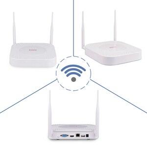 Image 2 - Tonton Draadloze Cctv systeem 1080P 1 Tb Hdd 2MP 8CH Nvr Video Surveillance Audio Opname Pir Sensor Outdoor Cctv camera Kit