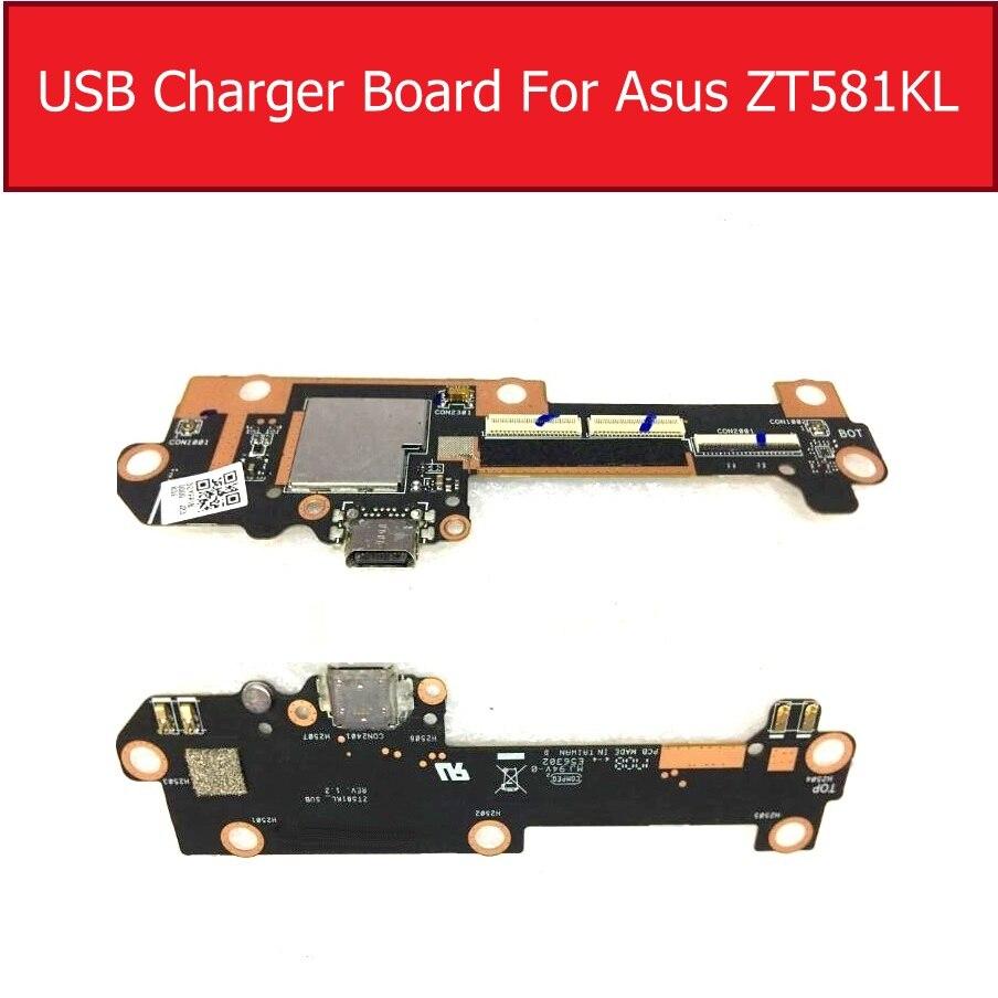 Carte de chargement USB pour ASUS ZenPad Z8 ZT581KL chargeur carte Jack tablette de remplacement Parts_ZT581KL_SUB REV.1.2