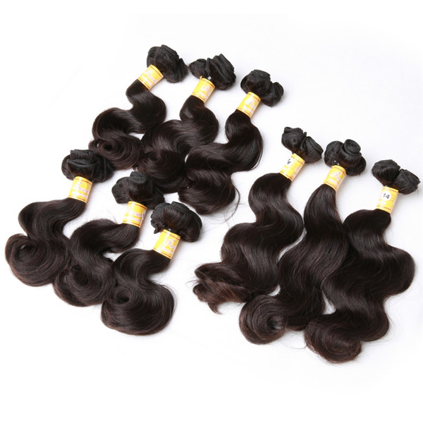 Aunty Funmi hair body wave natural color 06