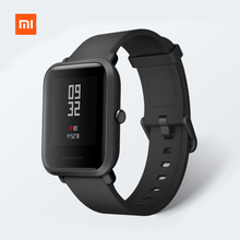 Xiaomi Amazfit Bip Smart Watch Youth 45 Days Standby IP68 Waterproof GPS Tracker Compass Fitness for men women English Version