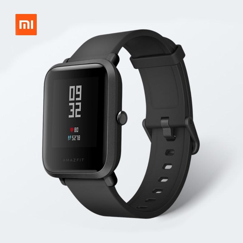 Xiaomi Amazfit Bip Montre Smart Watch Jeunes 45 Jours Veille IP68 Étanche GPS Tracker Boussole de Remise En Forme pour hommes femmes