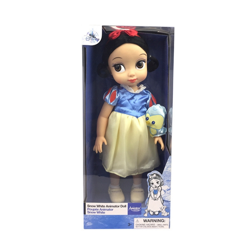 40.5*17*13cm New Princess doll with box Snow White doll for girls Baby Toys Gifts Doll Collection