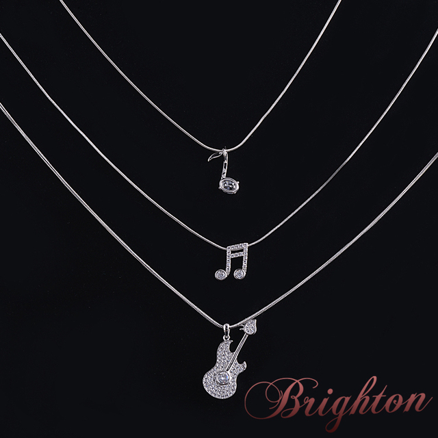 2015 New Young Friend Fashion Bai Jinji His Music Character Symbol