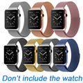 Milanese Stainless bands Steel Strap for Apple Watch Watchband Milanese Loop Band & Link Bracelet 42mm/38mm