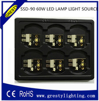 ssD 90 W65S C12 CM100 60W Led Chip White 6500K 3750LM LED moving head beam lamp Diode SSD 90 LEDS DIY LED HB MODULE
