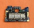 Verwendet Original mainboard 3G RAM + 32G ROM Motherboard für Nomu S30 MINI MTK6737T Quad Core Kostenloser versand|Handy-Schaltungen|Handys & Telekommunikation -