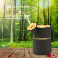Portable ABS PP USB Watering Pot Humidifier Delicate Shape 200ml Ultra Quiet Operation For Home Office