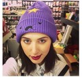 Beanie Modno 2016 hat New Fashion & Collection Lovely and Cute Hat new model 2016 Lumpy Space Princess hat