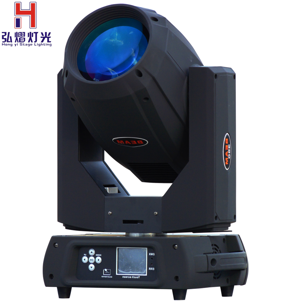 350w ktv china price hot selling stage lighting 17r sharpy beam moving head 350w for night club