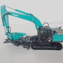 1/43 KOBELCO SK200 Dynaspec мульти снос строительная машина литая модель