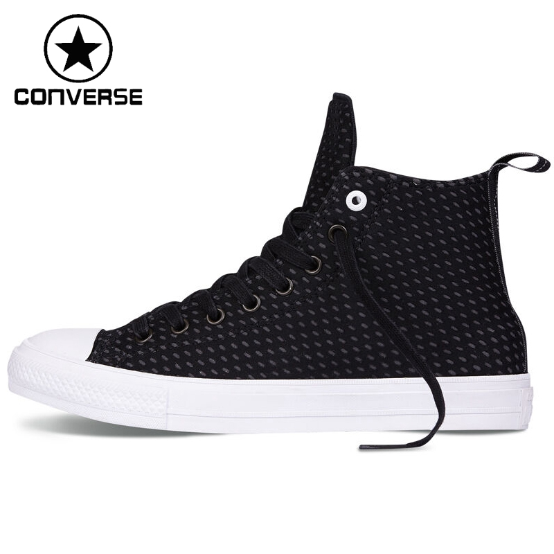 Original New Arrival 2017 Converse  Unisex  Skateboarding Shoes Canvas Sneakers new arrival iron