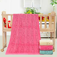 35*75cm Dog Cat Puppy Pet Towel Goods for Pets Microfiber Strong Absorbing Dry Hair Dog Towels Water Bath Towel