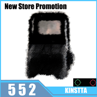 KINSTTA 552 Red Dot Reflex HOLOgraphic Sights Collimator Sight AA Batteries For Airsoft Softair Shotgun