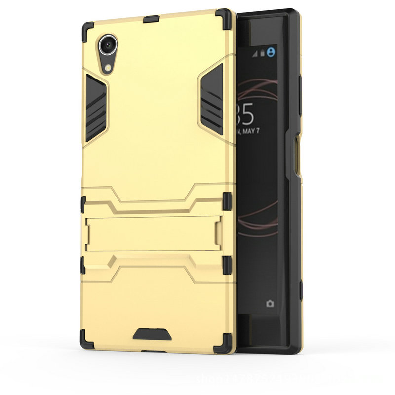 Image 5 - 3D Armor Case for Sony Xperia XA1 Plus Dual G3421 G3423 G3412 for Sony Xperia XZ1 Compact G8441 XA1 XZ1 XZ XZs Phone cover Case-in Half-wrapped Cases from Cellphones & Telecommunications
